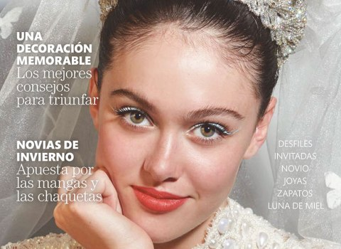 Cover magazine/ Novias Mexico