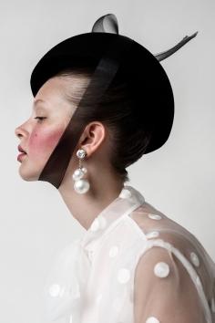 photographer: susanne spiel / www.susannespiel.com model: eliska / wiener models hm: nieves elorduy styling: greta olsson